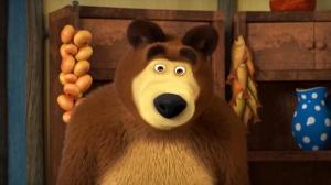 Маша и Медведь. Машины песенки