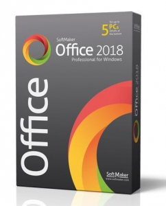 SoftMaker Office Professional 2018 rev 972.1023 RePack (& portable) by KpoJIuK [Ru/En]