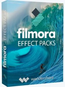 Wondershare Filmora Effect Packs RePack by elchupacabra [Ru]
