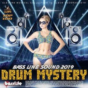 VA - Drum Mystery: Bass Line Sound