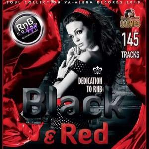VA - Black & Red: Dedication To R&B