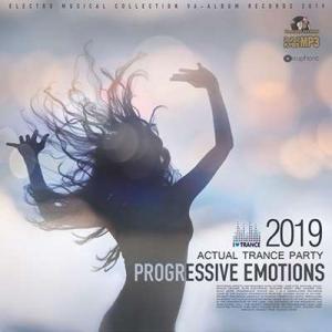 VA - Progressive Emotions: Actual Trance Party