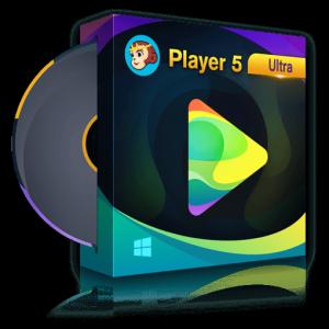 DVDFab Player 5 Ultra 5.0.3.1 [Ru/En]