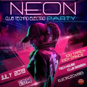 VA - Neon Electro Techno Party