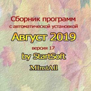MInstAll Release by StartSoft 17-2019 [Ru]