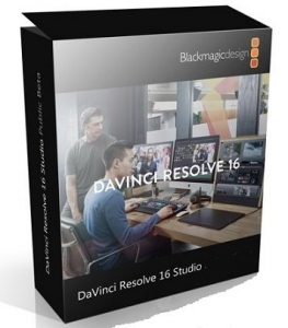 Blackmagic Design DaVinci Resolve Studio 16.2.7.010 + Components [Multi/Ru]