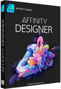 Serif Affinity Designer 1.8.5.703 RePack by KpoJIuK [Multi/Ru]