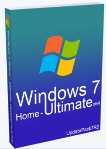 Windows 7 Home - Ultimate (x86/x64) UpdPack7R2 by ProDarks (19.8.15) [Ru]