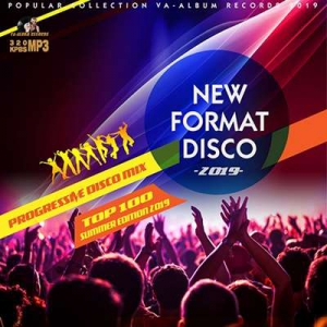 VA - New Format Disco: Progressive Mix