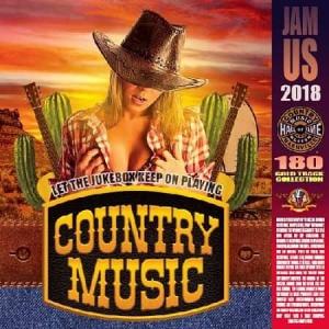 VA - 180 Gold Tracks Country Music