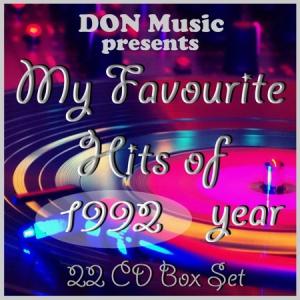 VA - My Favourite Hits of 1992 [22CD]