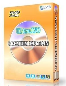 UltraISO Premium Edition 9.7.2.3561 RePack (& Portable) by KpoJIuK [Multi/Ru]