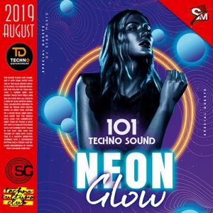 VA - Neon Glow: Techno Sound Party