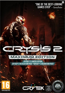 Crysis 2: Maximum Edition [v1.9]