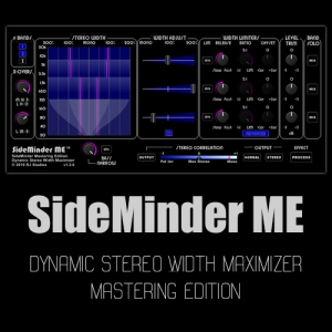 Raising Jake Studios - SideMinder ME 1.2.0 VST, VST3, AAX (x64) Retail [En]