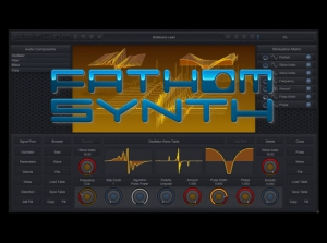 Seaweed Audio - Fathom Synth Pro 2.32.0.1 VSTi (x86/x64) Retail [En]