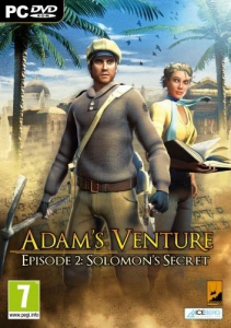 Adam's Venture 2: Solomons Secret