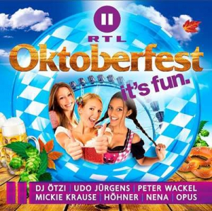 VA - RTL 2 It's fun - Oktoberfest