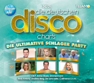VA - Die deutschen Disco Charts - Die ultimative Schlager Party