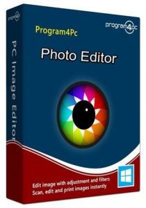 Program4Pc Photo Editor 8.0 RePack (& Portable) by elchupacabra [Multi/Ru]