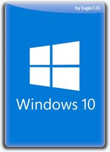 Windows 10 Enterprise LTSC 4in1 (x86/x64) by Eagle123 (10.2019) [Ru/En]