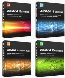 AIDA64 Extreme/Engineer/Business/Network Audit 6.30.5500 RePack (& Portable) by KpoJIuK [Multi/Ru]