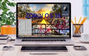 ZORIN OS Core 15 [64] 1xDVD