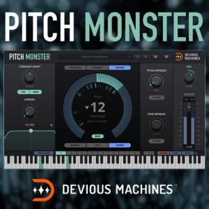 Devious Machines - Pitch Monster 1.0.20 VST, VST3, AAX (x86/x64) [En]