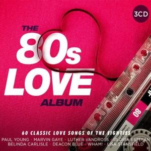 VA - The 80s Love Album [3 CD]