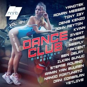 VA - Дискотека 2019 Dance Club Vol. 194