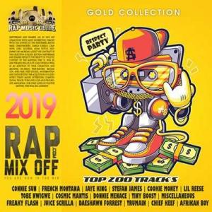 VA - Rap Mix Off: Gold Collection