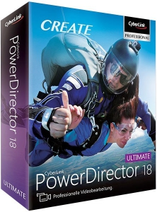 CyberLink PowerDirector Ultimate 18.0.2228.0 [Multi/Ru]