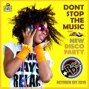 VA - Dont Stop The Music: New Disco Party