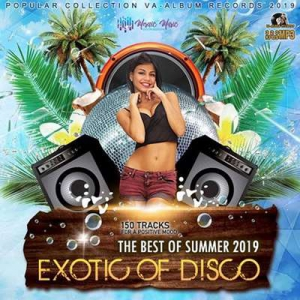 VA - Exotic Of Disco: The Best Of Summer