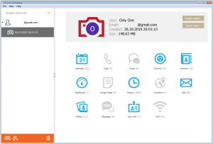 Elcomsoft Cloud eXplorer Forensic Edition 2.22.34665 [En]