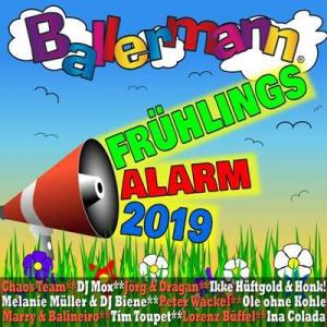 VA - Ballermann Frühlingsalarm 2019