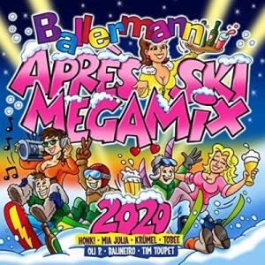 VA - Ballermann Apres Ski Megamix 2020