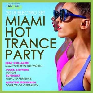 VA - Miami Hot Trance Party