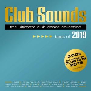 VA - Club Sounds: Best Of 2019 [3CD]