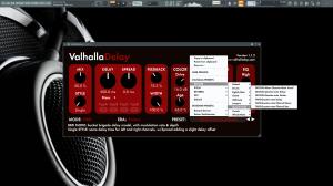 Valhalla DSP - ValhallaDelay 1.1.2 VST, VST3, AAX (x86/x64) [En]