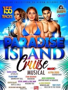 VA - Paradise Island: Cruise Musical