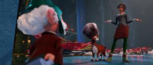 Эллиот – самый маленький олень Санты