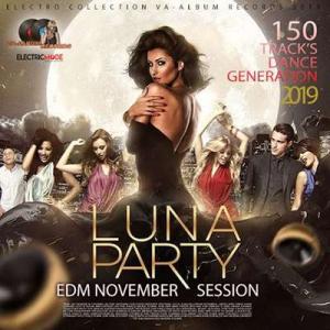 VA - Luna Party: Edm November Session