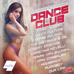 VA - Дискотека 2019 Dance Club Vol. 195