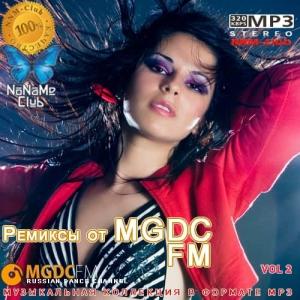 VA - Ремиксы от MGDC FM Vol 2