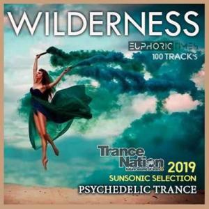 VA - Wilderness: Sunsonic Psy Trance