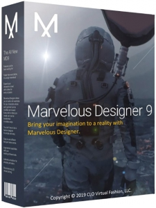 Marvelous Designer 9 Enterprise 5.1.311.44087 Portable by Deodatto [Multi/Ru]
