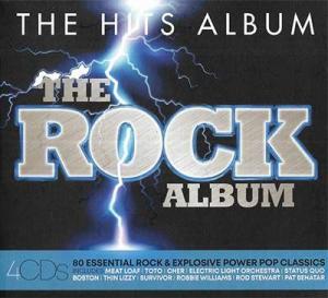 VA - The Hits Album - The Rock Album