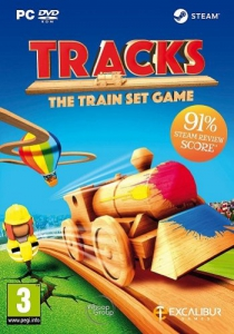 Tracks - The Family Friendly Open World Train Set Game