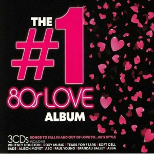 VA - The #1 80s Love Album